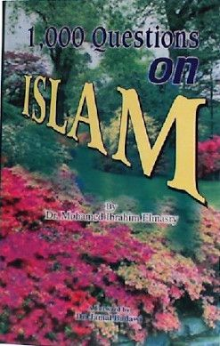 1000 Questions on Islam - (English)