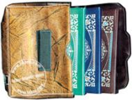 Holy Quran Ref. 119 Pocket- 3 Volumes - Arabic Only