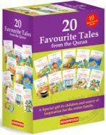 20 Favourite Tales from the Quran - Gift Box (Ten Hard Bound Books)