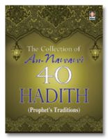 A Collection of An-Nawawi 40 Hadith | Prophet's Traditions - Pocket