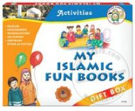 My Islamic Fun Books - Gift Box (Five Paper Back Books)