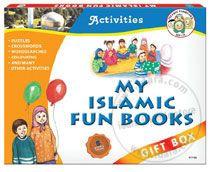 My Islamic Fun Books - Gift Box (Five Paper Back Books)