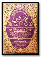 Sahih Muslim Shareef : Arabic-URDU 3 volumes set