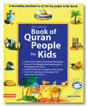 The Goodword Book of Quran People for Kids