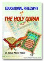 Educational Philosophy of The Holy Quran