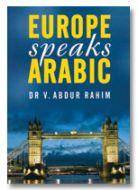 Europe Speaks Arabic