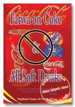 Fatwa on Coke and all Soft Drinks