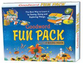 Goodword Fun Pack - Gift Box (Ten Books )