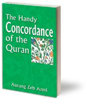 Handy Concordance of the Quran