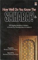 How well do you know the Sahaba