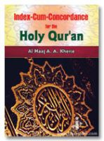Index-Cum-Concordance of The Quran