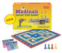Madinah Salat Fun Game Box
