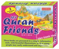 My Quran Friends - Gift Box (Two HB Books)