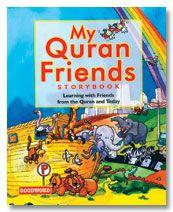 My Quran Friends Storybook