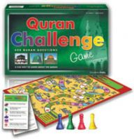 Quran Challenge Game : Board Game Box