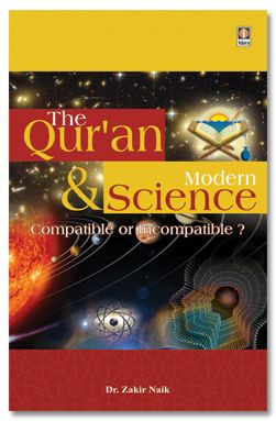 The Quran and Modern Science (Compatible or Incompatible ?) - Black & White