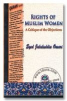 The Right of Muslim Woman – An Appraisal