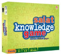 Salat Knowledge Game : Board Game Box
