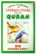 Stories from Quran Colouring Book Vol-1