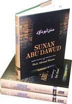 Sunan Abu Dawud - English Translation with Notes : 3 volume Set
