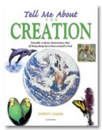 Tell Me About the Creation - HB