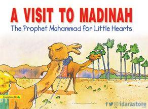 A Visit to Madinah - PB