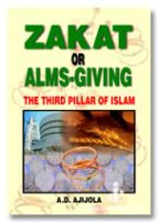 Zakaat or Alms-Giving